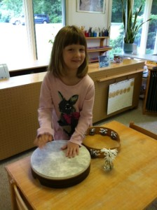 Frame Drum Solo